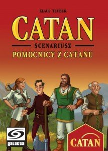CATAN Pomocnicy z Catanu