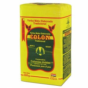 Yerba Mate Colon Traditional 500g