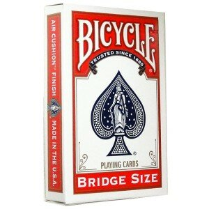 Bicycle Bridge Size Czerwone